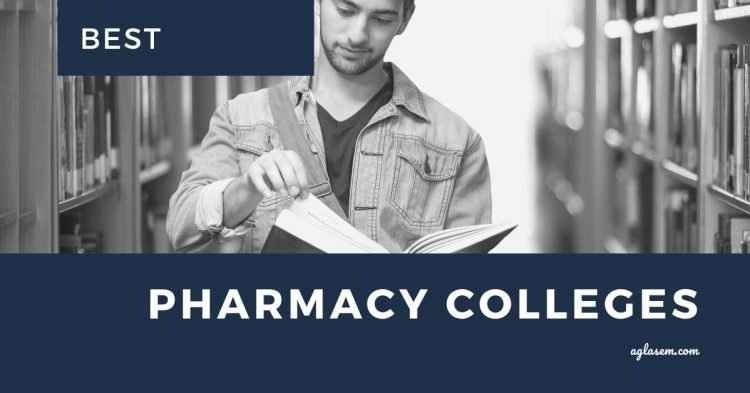 top pharmacy colleges in india