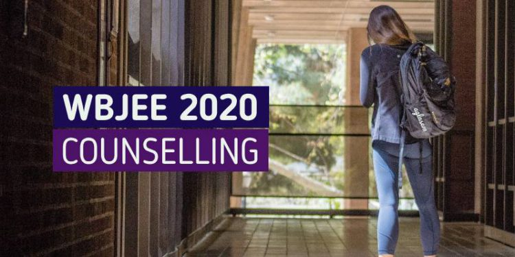 WBJEE 2020 Counselling
