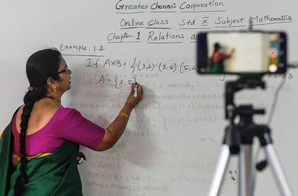 Faculty Required for Online Lectures - Submit Your Sample Video